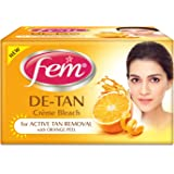 Fem De-Tan Bleach Crème, 10g