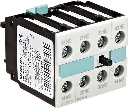 Siemens Sirius 3r Block Hilfskontakt 2 Na 2nc S0 S3 Baumarkt