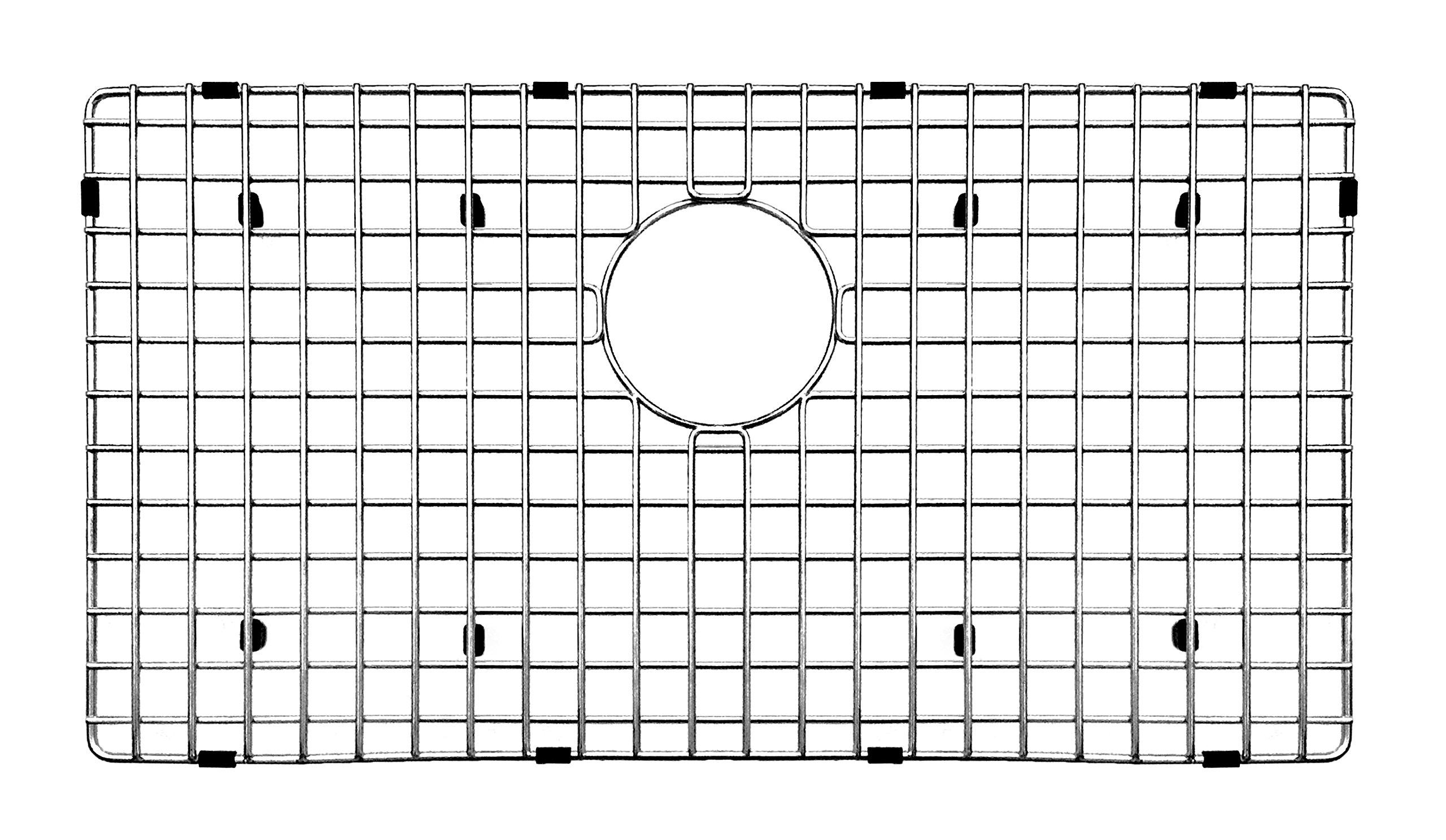 Daweier EBG678370 Bottom Grid for Sink ESR280900