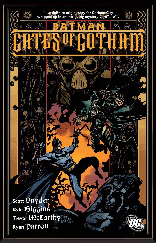 Batman: Gates of Gotham, Snyder, Scott; Higgins, Kyle