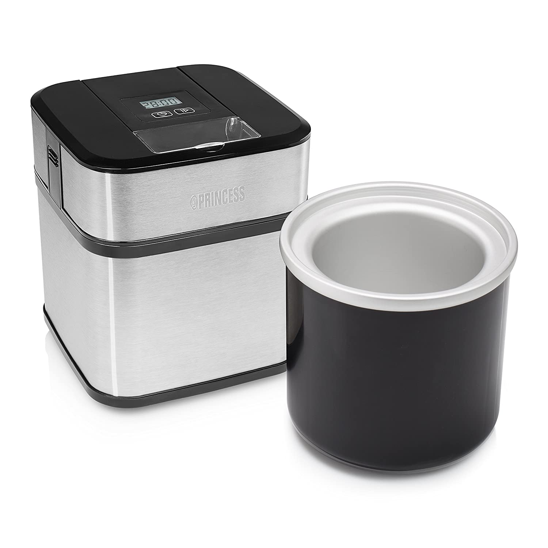 Máquina de helados Princess 282605 – Prepare helado casero ...