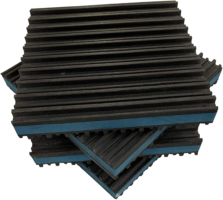 Anti-Vibration Pad Diversitech MP4-E E.V.A 4 x 4 x 7//8 Pack of 4 Lot of Four
