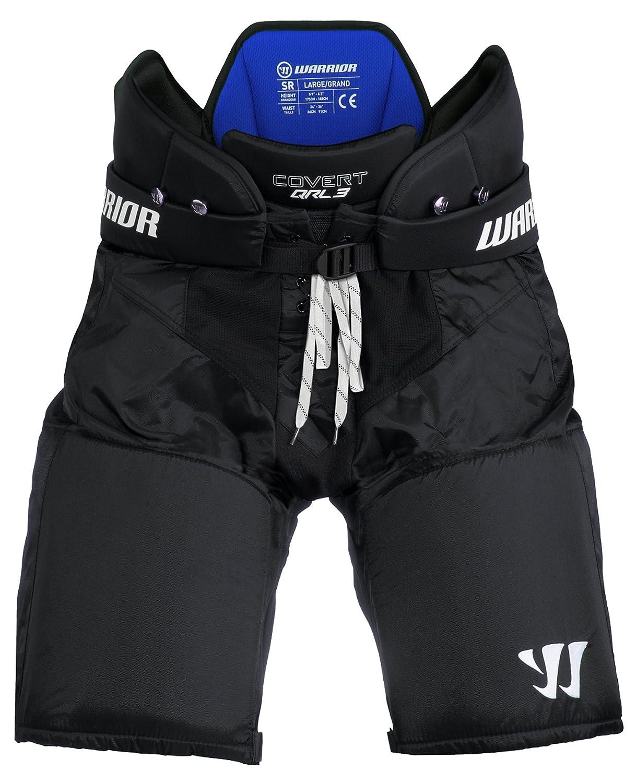 Noir XL Warrior Qrl3 Pantalon de Hockey Junior