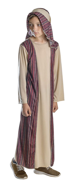 Theme Fancy Dress Bristol Novelty CC889 Traje de Pastor (L) Edad aprox 7-9 años