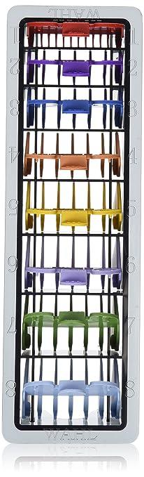 30 opinioni per Wahl- Set di 8 guide tagliacapelli, multicolor