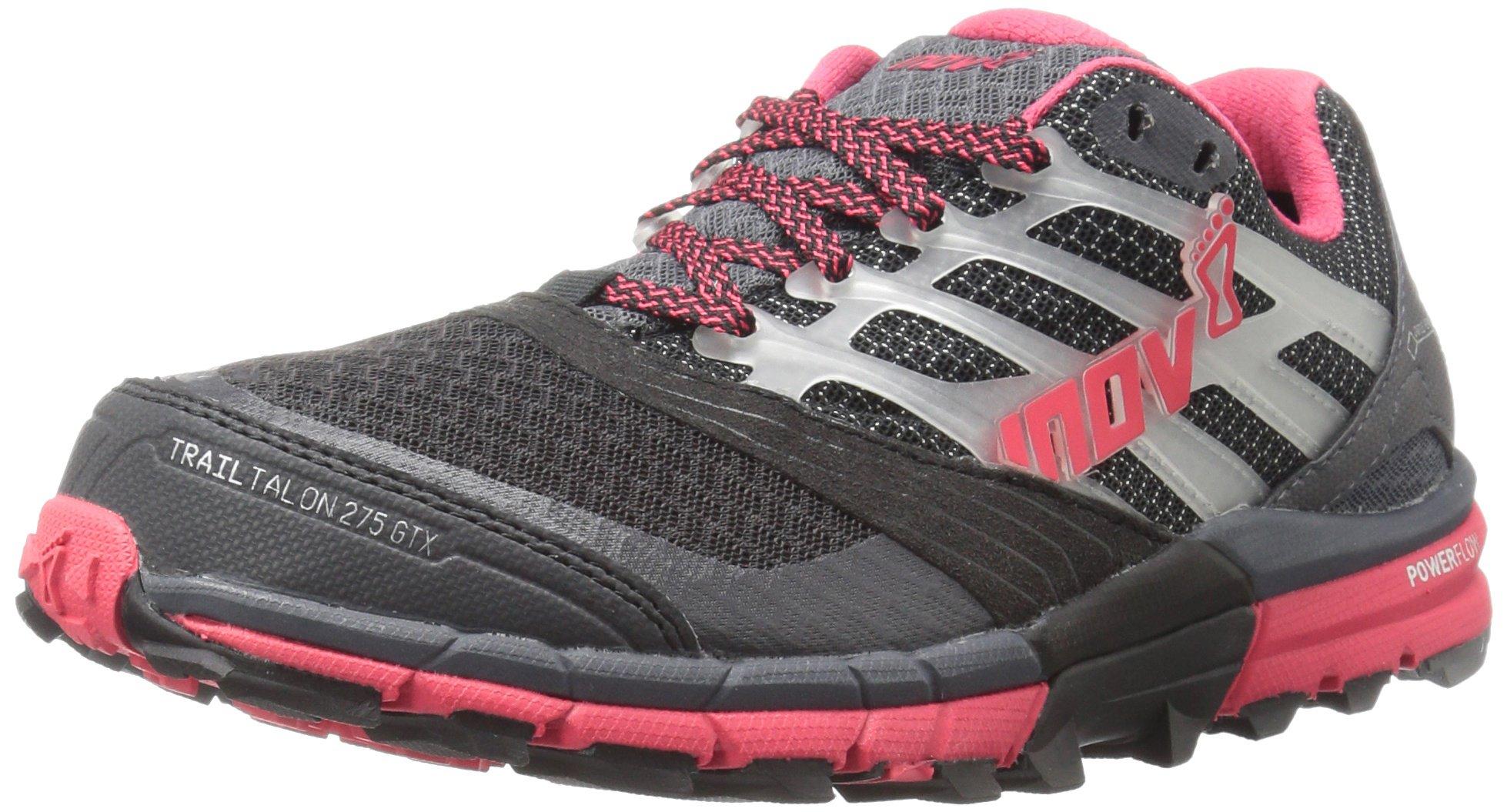 Inov-8 Trailtalon™ 275 Gtx-U Trail Runner, Grey/Pink, 7.5 M US