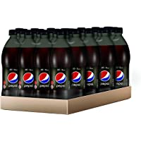 Pepsi Black Soft Drink, 1.5L (Pack of 12)