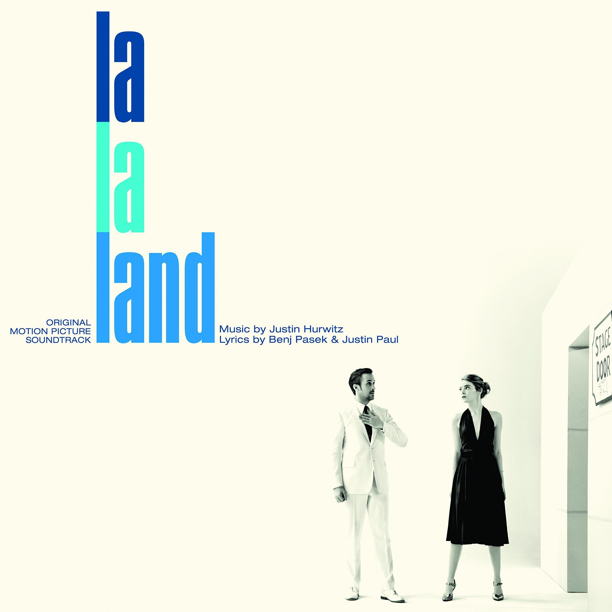La La Land: Original Motion Picture Soundtrack, Blue Translucent by Interscope