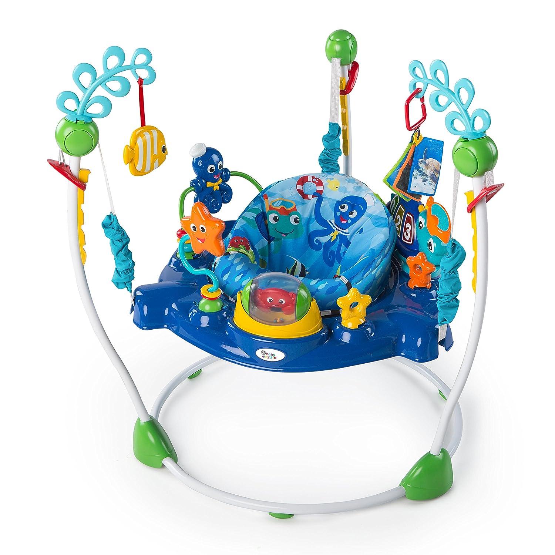 Hopser Baby - Baby Jumper - Baby Einstein Neptune's Ocean Discovery Hopser
