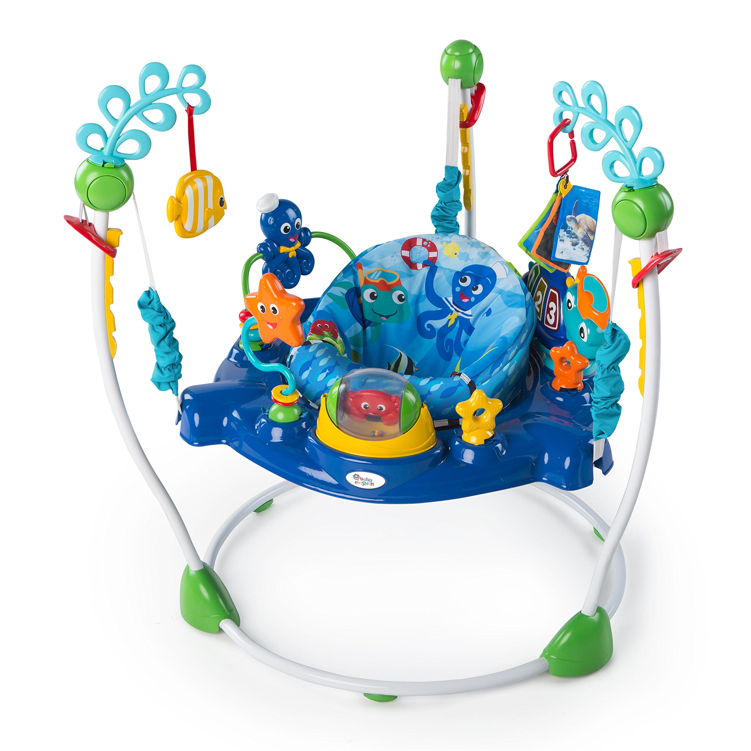 1e4fd6821 Baby Einstein Jumper Bouncer Exersaucer Learning Educational ...