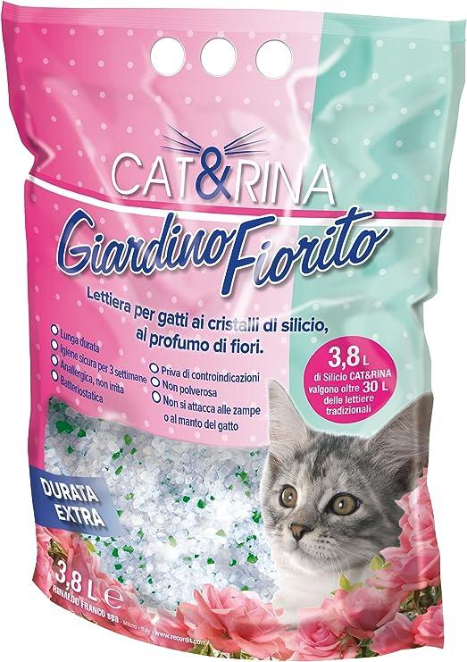 CAT&RINA - Arenero para Gatos: Amazon.es: Productos para mascotas