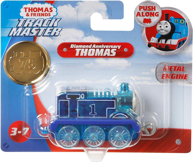 Thomas /& Friends GLK66 Friends Fisher-Price Diamond Anniversary Thomas Multi-Colour