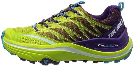 Tecnica outdoor Zapatilla supreme max 2.0 ws lima/violeta: Amazon.co.uk:  Sports & Outdoors