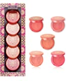 Tarte Cheek Charmers Amazonian Clay 5 Pc Blush Holiday Gift Set