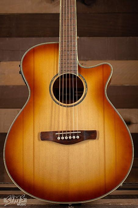 Ibanez AEG10II-NNB · Guitarra acústica: Amazon.es: Instrumentos ...