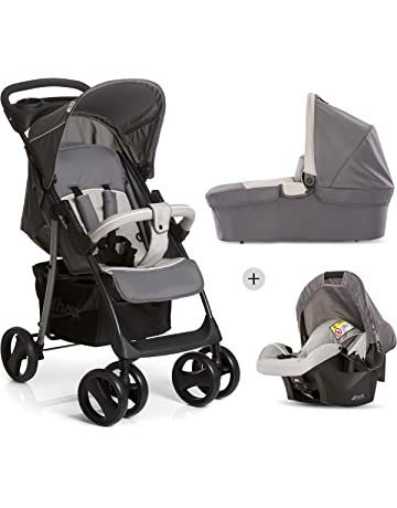 f7ce8236bc8d Hauck Shopper SLX Trio Set, 3 in 1 Travel System with Infant Car Seat,