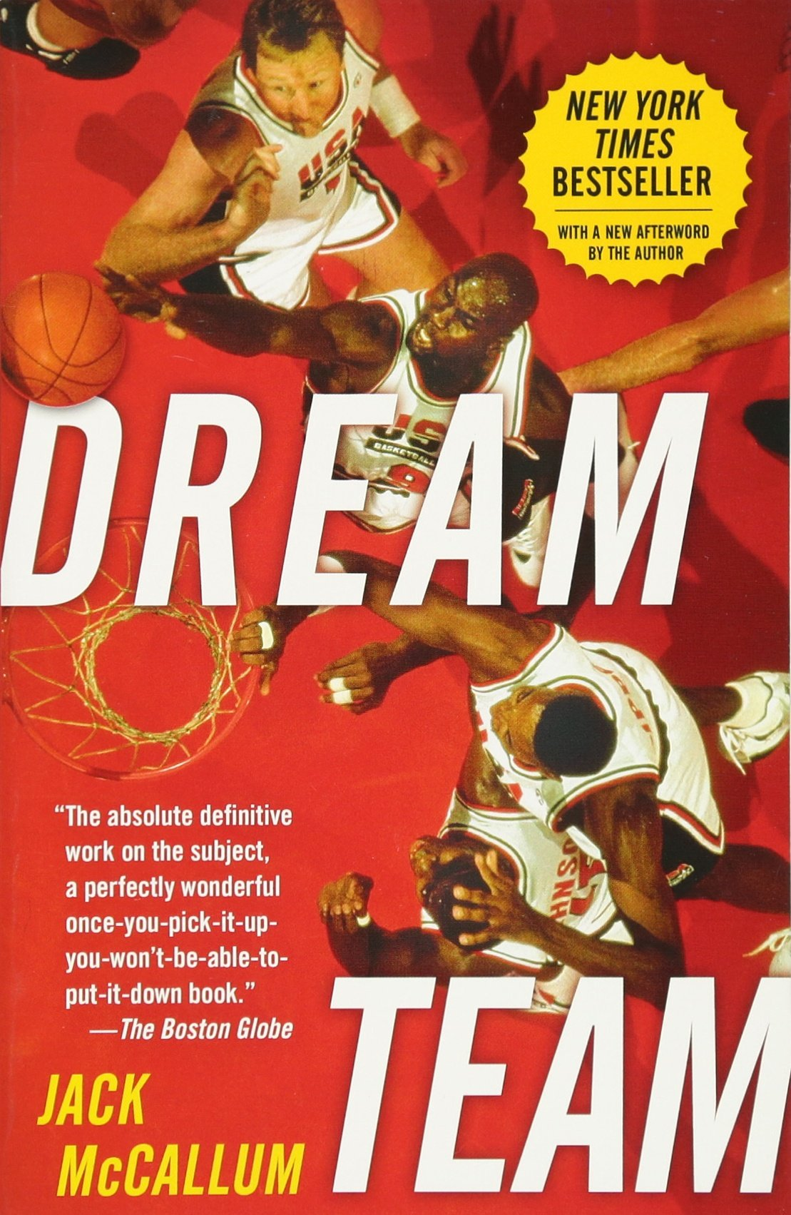Larry, Charles, And The Greatest Team Of All Time Conquered The World  And Changed The Game Of Basketball Forever (9780345520494): Jack Mccallum:  Books