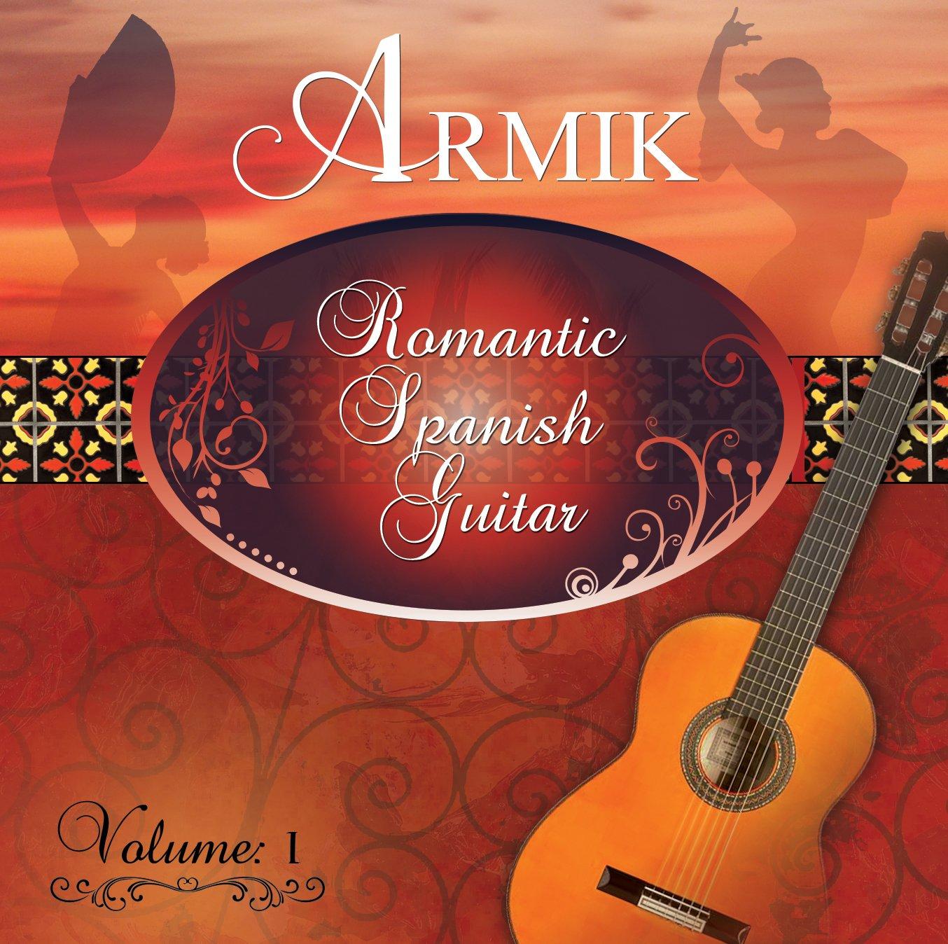 Romantic Spanish Guitar 1