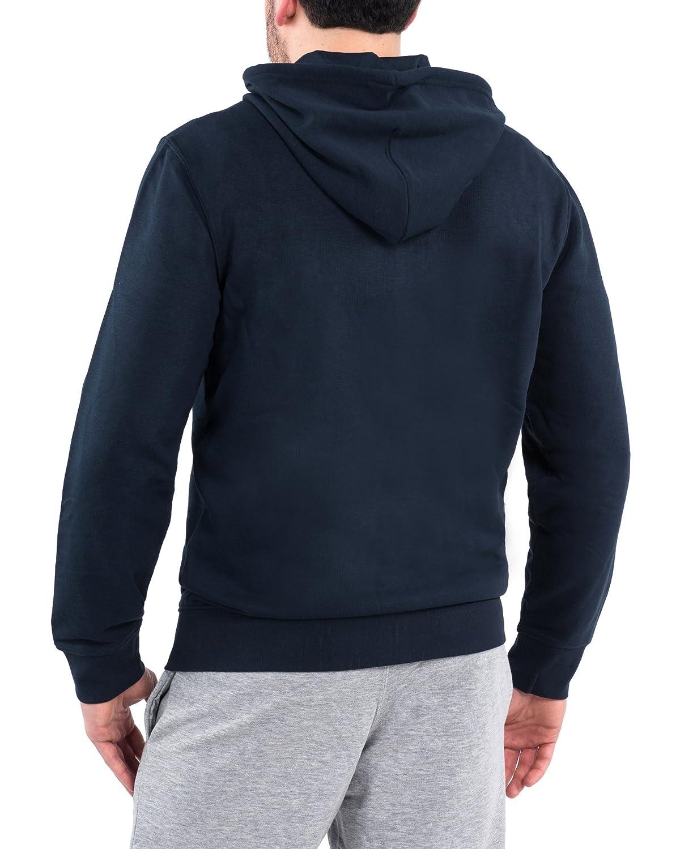Sweatshirt Kapuze Zip lang Herren XL Champion