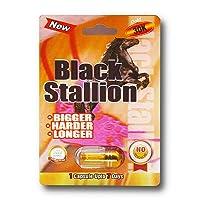 Black Stallion 30k SOLID GOLD  3D - 10 Pills Platinum Male Enhancement Pill - US Shipping