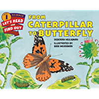 From Caterpillar to Butterfly (Let's-Read-and-Find-Out Science 1) (English Edition)