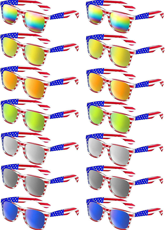Fiada Gafas de sol Clásicas de American Bandera Gafas de sol ...