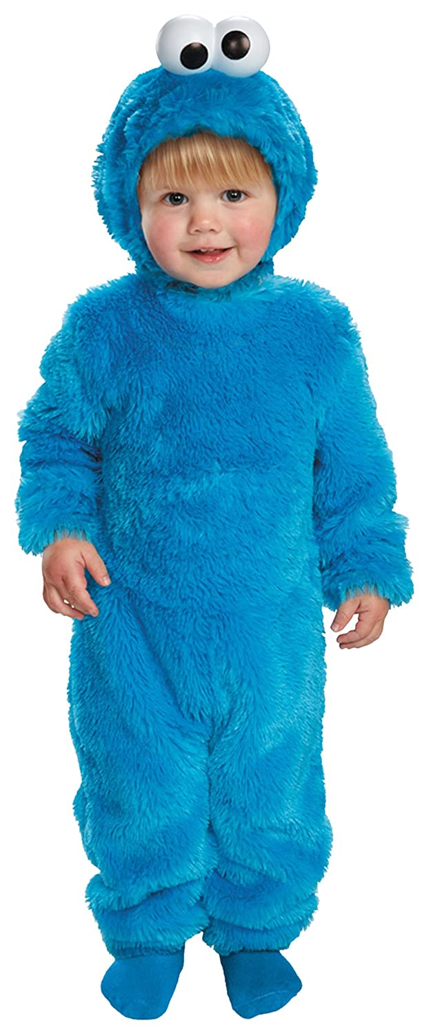 Amazon.com Disguise Costumes Sesame Street Light Up Cookie Monster Costume Clothing  sc 1 st  Amazon.com & Amazon.com: Disguise Costumes Sesame Street Light Up Cookie Monster ...