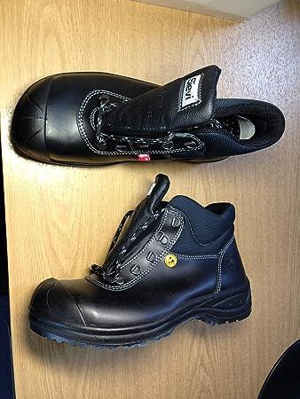 c06e2014 Elimistat Sievi AL HIT 4 XL + S3 HRO Premium ESD Shoes Size 6:  Amazon.co.uk: Computers & Accessories