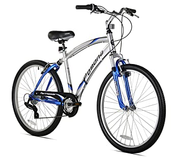 Northwoods Pomona Men's Dual Suspension Comfort Bike