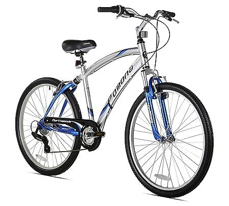 Northwoods Pomona Men's Dual Suspension Comfort Bike