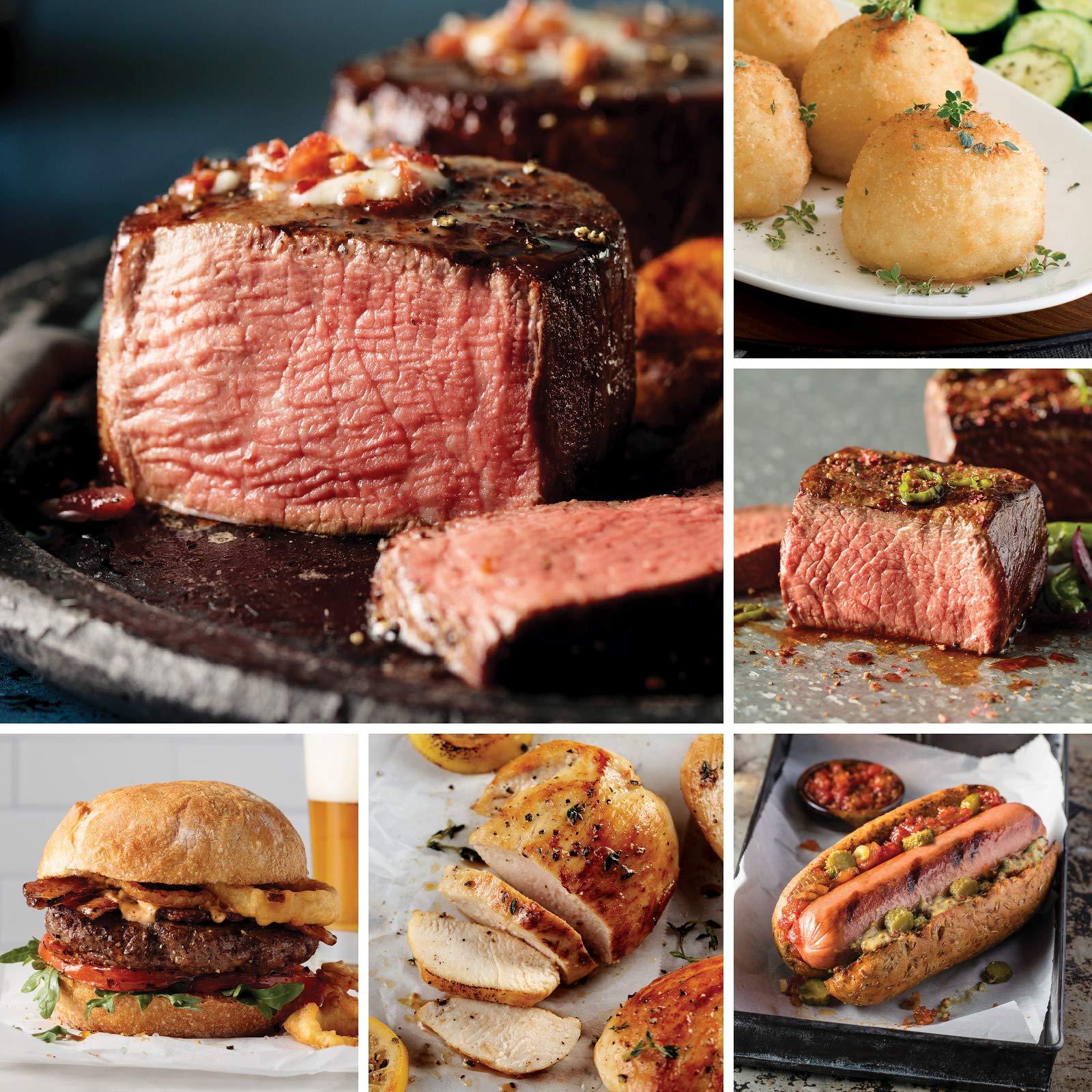 Omaha Steaks The Gourmet Sensation