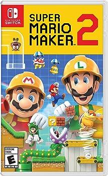 Super Mario Maker 2 - Nintendo Switch: Nintendo of     - Amazon com