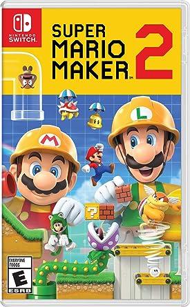 Super Mario Maker 2 for Nintendo Switch [USA]: Amazon.es: Nintendo ...