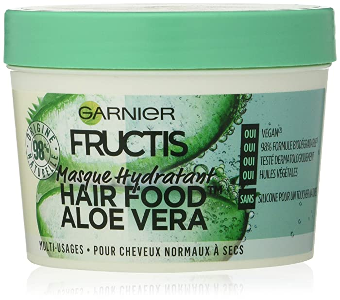 The Best Fructis Hair Food