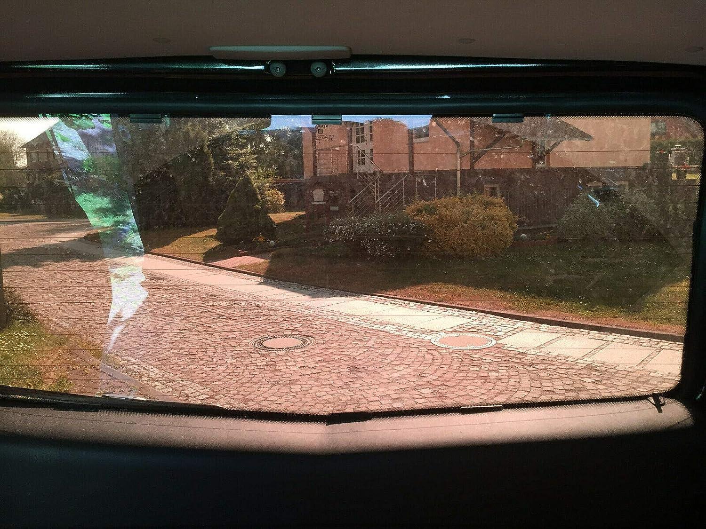 Keine Folien passgenaue Scheiben T/önung Auto Sonnenschutz fertige Vorsatzscheiben OPEL Astra J Kombi//Sportstourer Bj10-15 Sonnenblenden