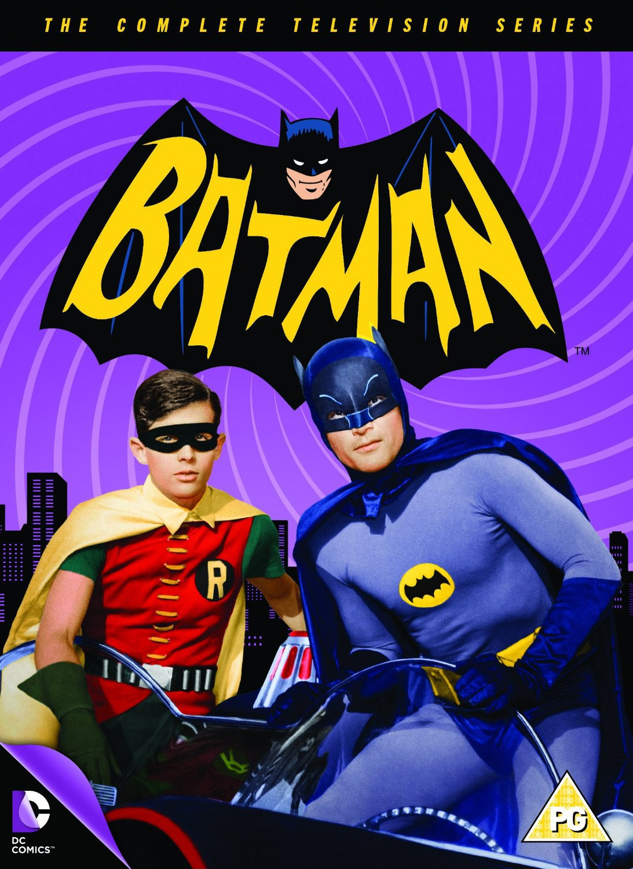 Batman: Original Series 1-3 [Edizione: Regno Unito] [Reino Unido] [DVD]
