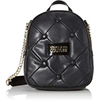 Versace Jeans Couture Tas Dames Cross-Body Bag, Zwart (Nero), 10x26x21 centimeter (B x H x L)