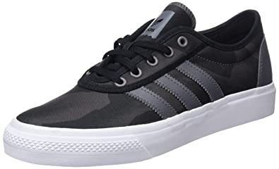 adidas Originals Adi-Ease, Baskets Mixte Adulte - Gris - Grau (DGH Solid Grey/Solar Yellow/Core Black), 44