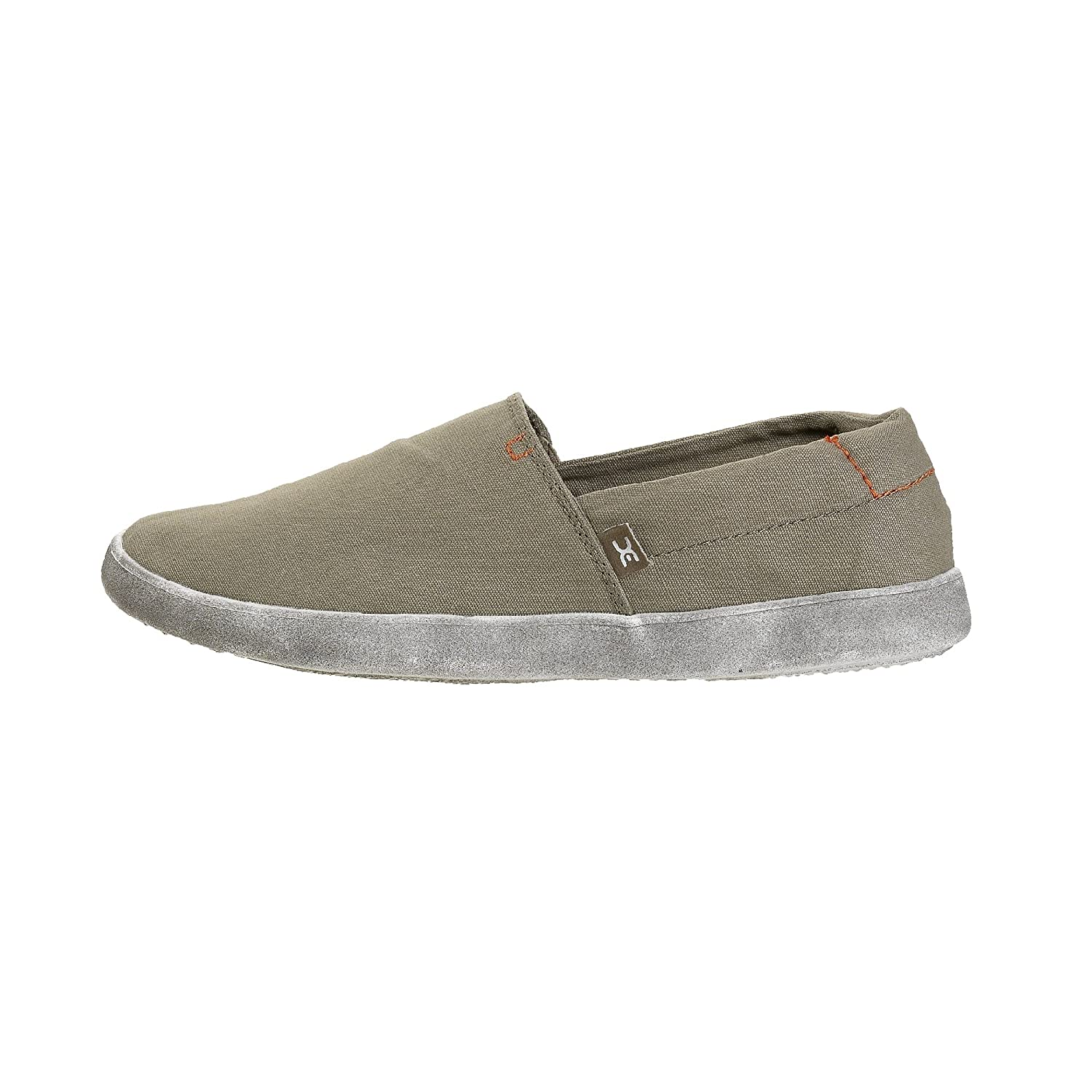 Deslizar Gris Carly Dude Shoes Mujeres: Amazon.es: Zapatos y complementos