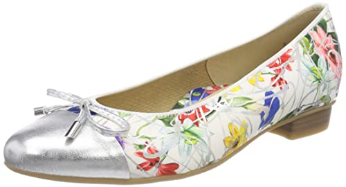 f2cd02434db6 ARA Damen Bari Geschlossene Ballerinas  Amazon.de  Schuhe   Handtaschen