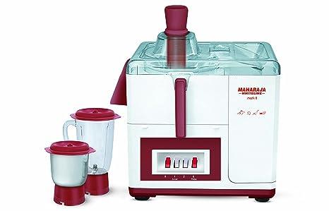 79af6a227fc Buy Maharaja Whiteline Mark-II 450-Watt Juicer Mixer Grinder Online at Low  Prices in India - Amazon.in