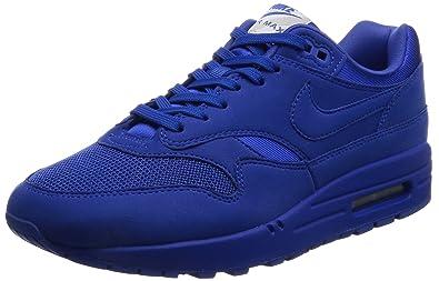 Nike - Basket Air Max 1 Premium 875844-400 Bleu - Taille 42 - Couleur