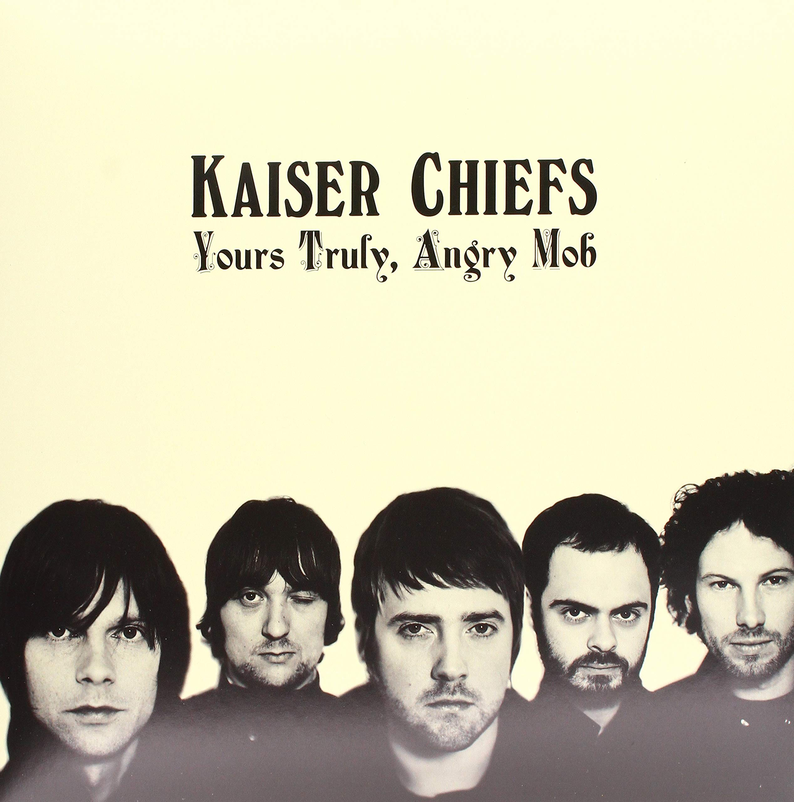 Vinilo : Kaiser Chiefs - Yours Truly Angry Mob (United Kingdom - Import)