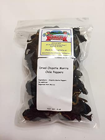 8d9b1cc3882d Image Unavailable. Image not available for. Color  Whole Chipotle Morita  Chiles ...