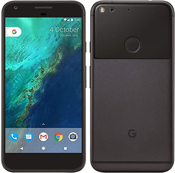 Amazon.com: Google Pixel GSM Unlocked (Renewed) (32GB, Gray ...