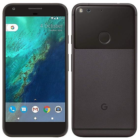 Google Pixel Xl Quite Black Gb Verizon Unlocked Gsm Certified Refurbished