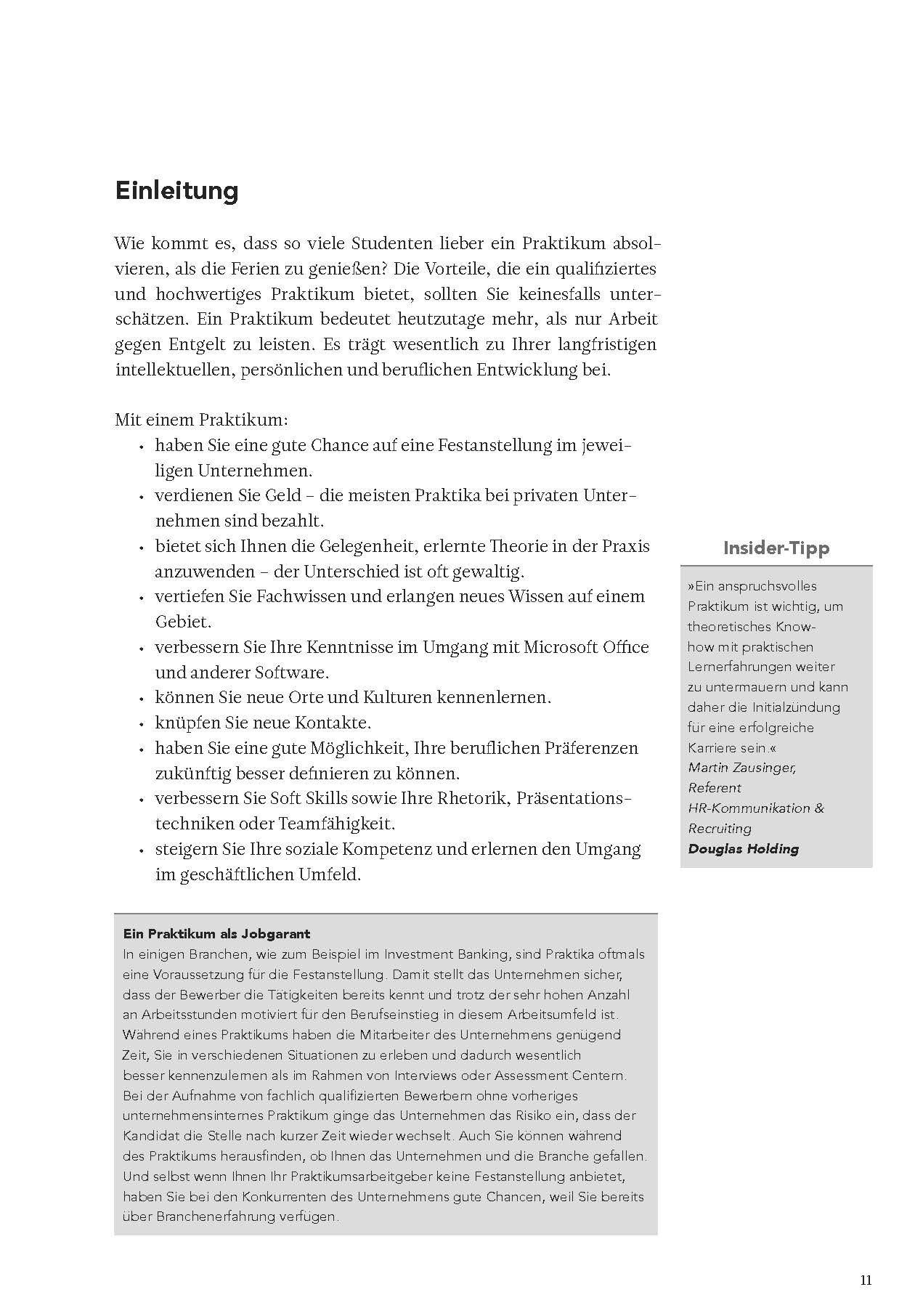 Das Insider-Dossier: Praktikum bei Top-Unternehmen 2012/13: Die besten -  Aladár Tepelea - Amazon.de: Bücher