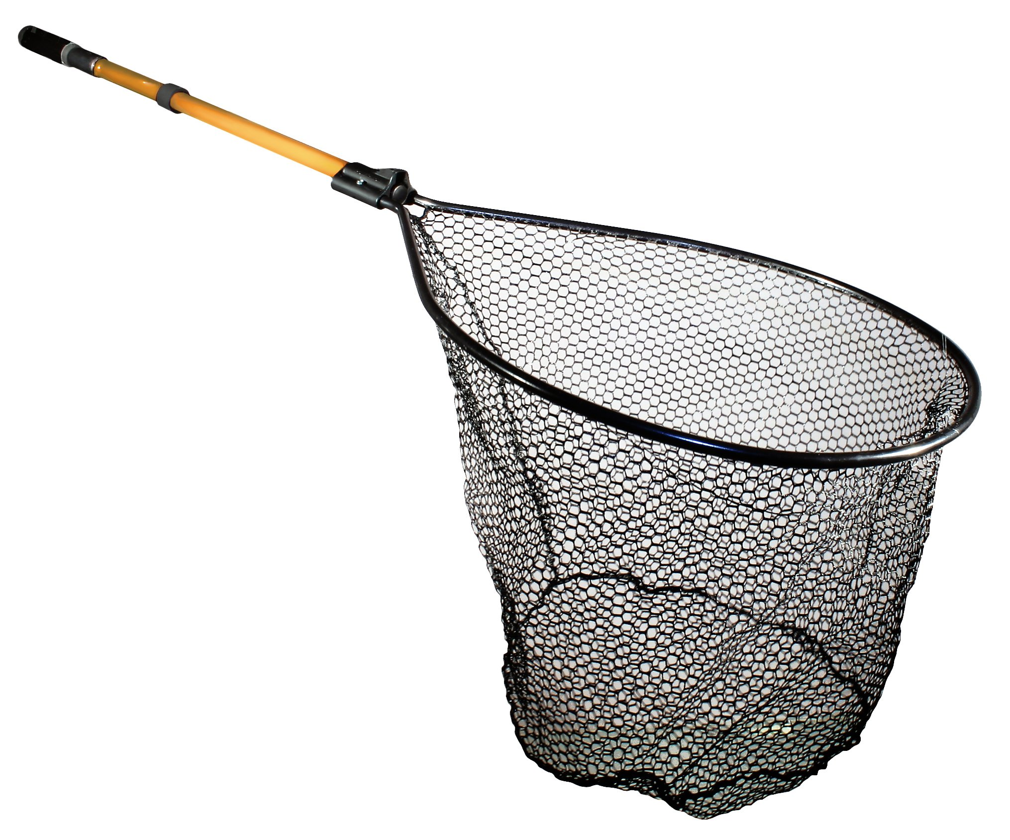Frabill Conservation Series Landing Net with Camlock Reinforced Handle, 20 X 23-Inch, Premium Landing Net