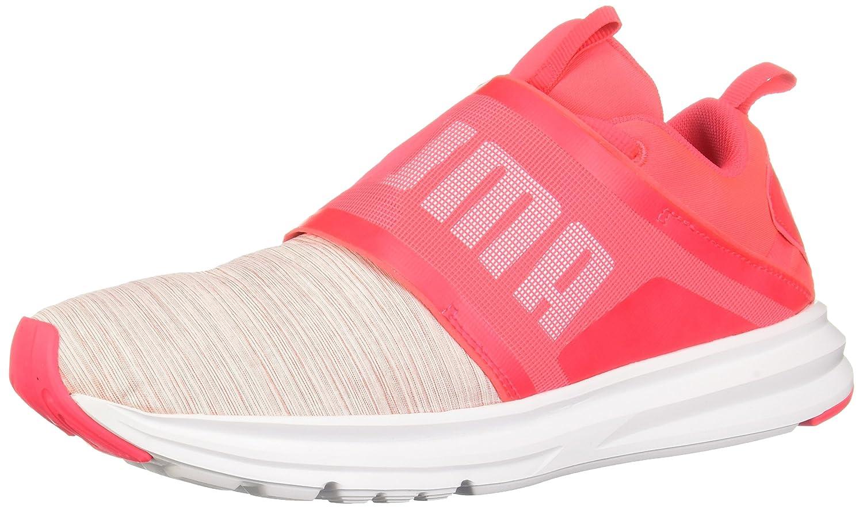 PUMA Women's Enzo Strap Nautical Wn Sneaker B0752FD77F 5.5 B(M) US|Bright Plasma-puma White