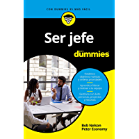 Ser jefe para Dummies (Spanish Edition)